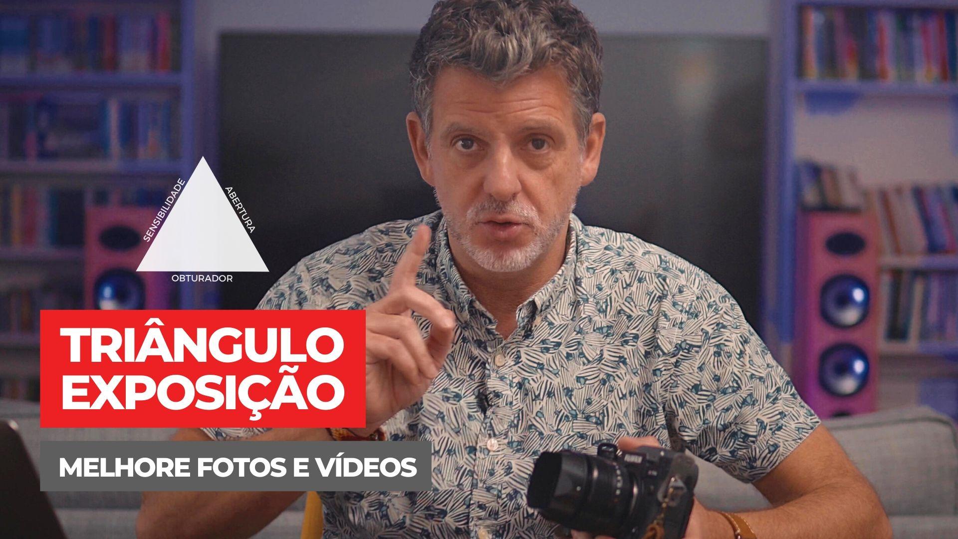 TRIÂNGULO DE EXPOSIÇÃO – MELHORE FOTOS E VÍDEOS